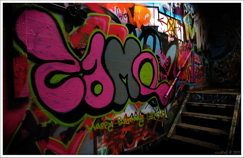 photoblog image Graffiti Colors